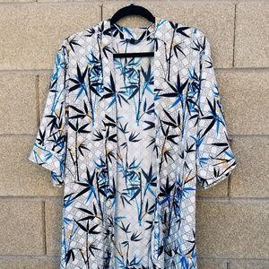 Topshop Printed Kimono